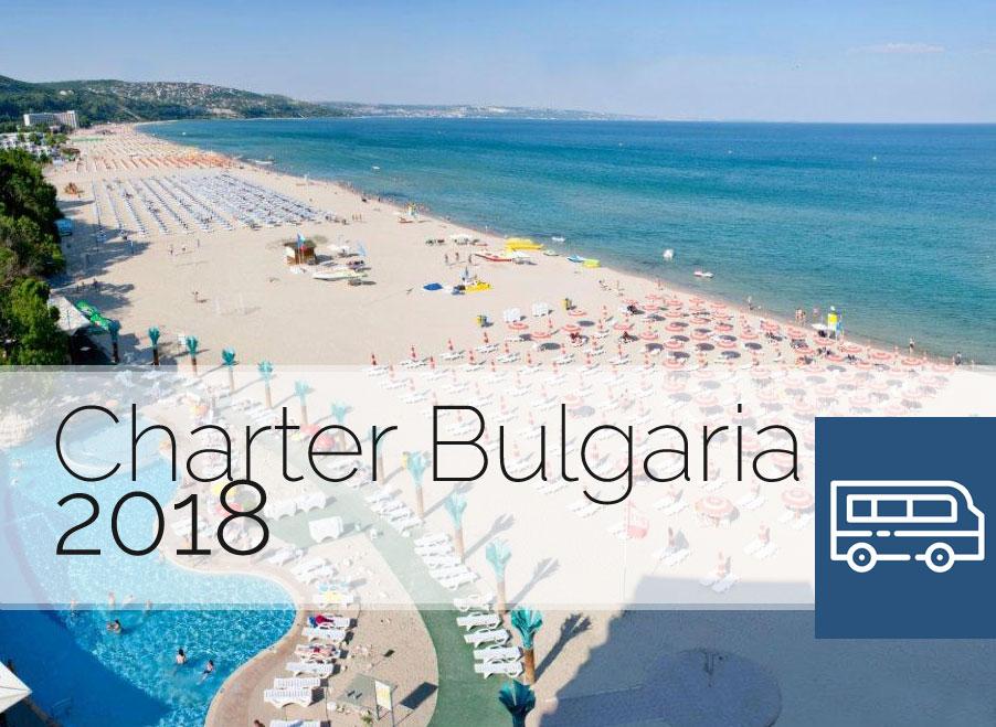 cazare Charter Bulgaria cu plecare din IASI