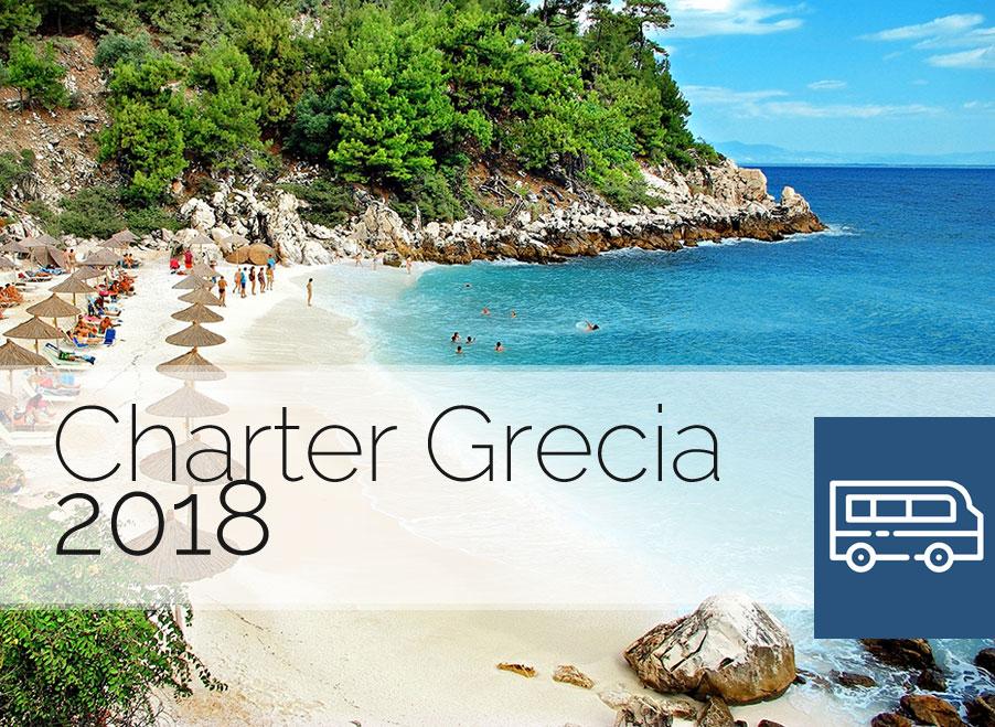 cazare Charter Grecia cu plecare din IASI